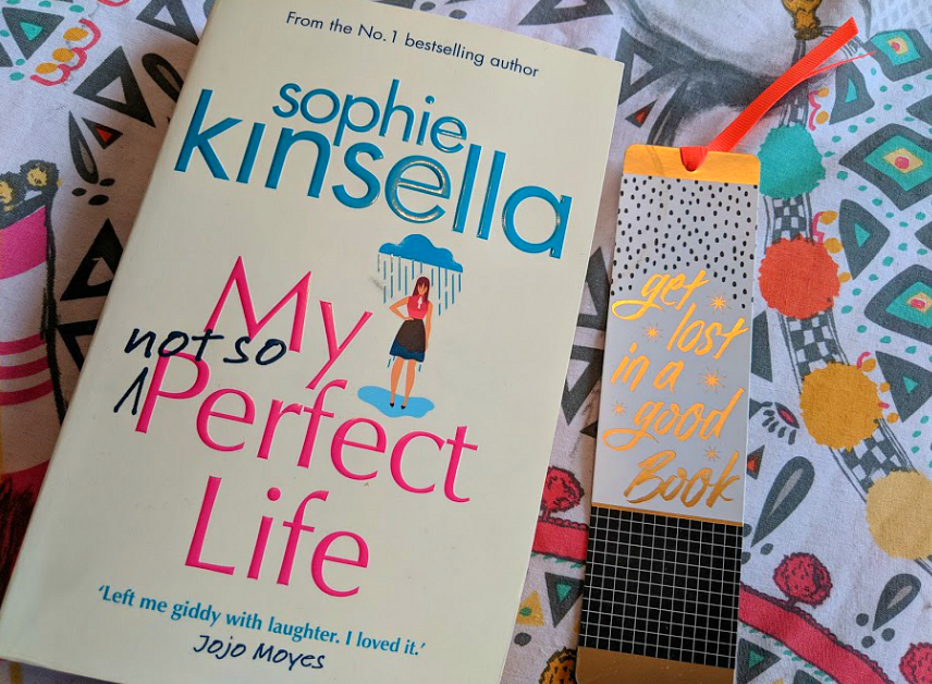 BOOK REVIEW | My Not So Perfect Life