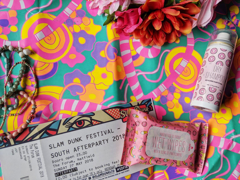 BRAND CRUSH | Pic 'n' Mix festival kit