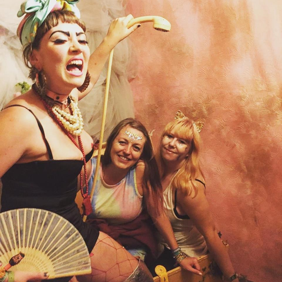 LIFESTYLE | 5 photos that sum up my Boomtown Fair experience