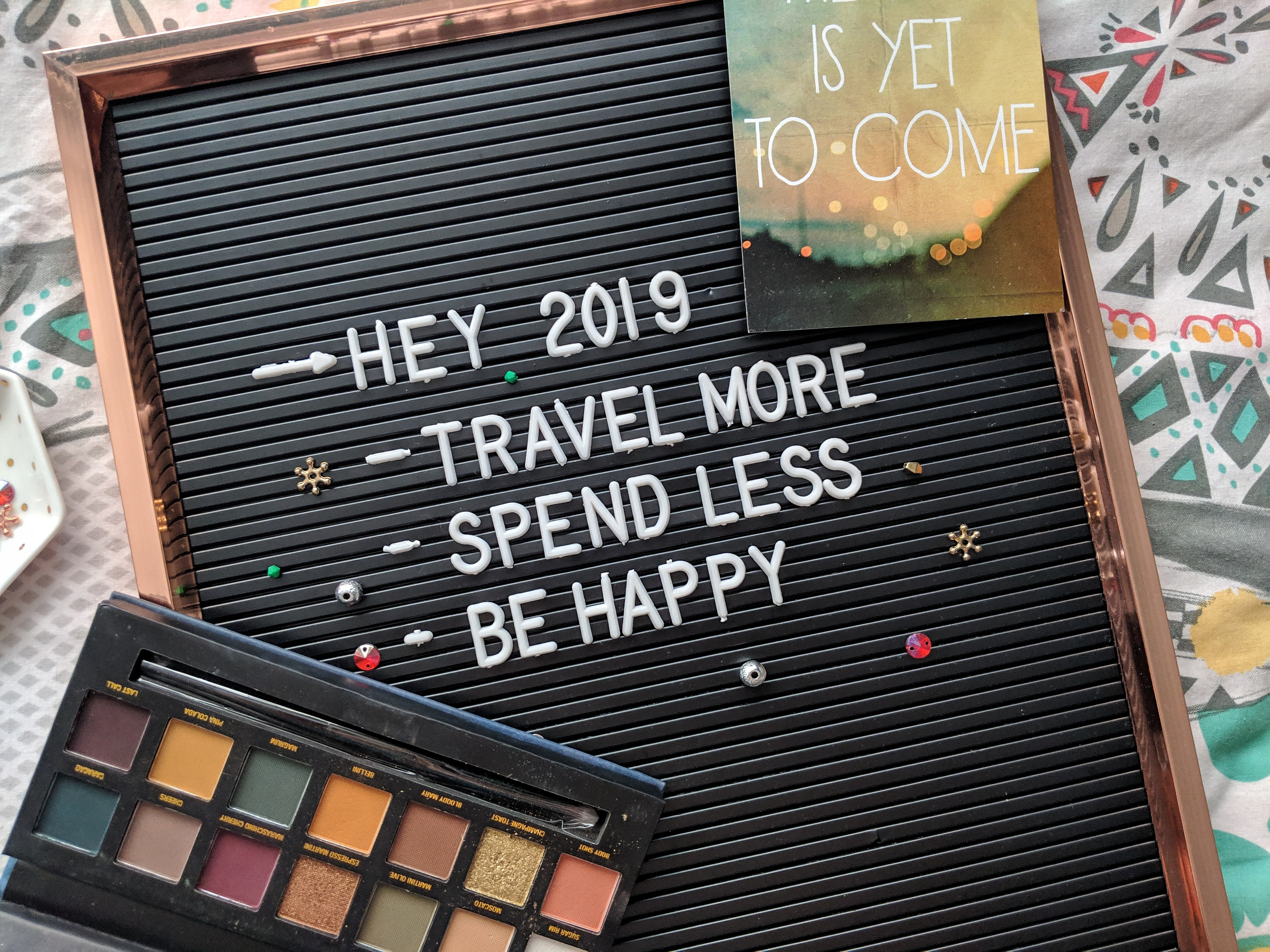 LIFESTYLE | Hello January